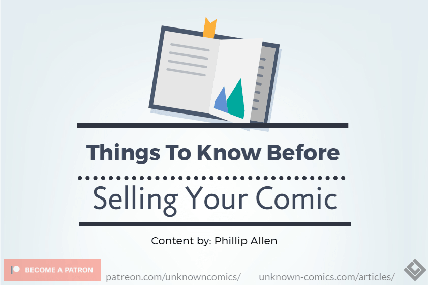 Things to Know Before Selling Your Comic Article Poster