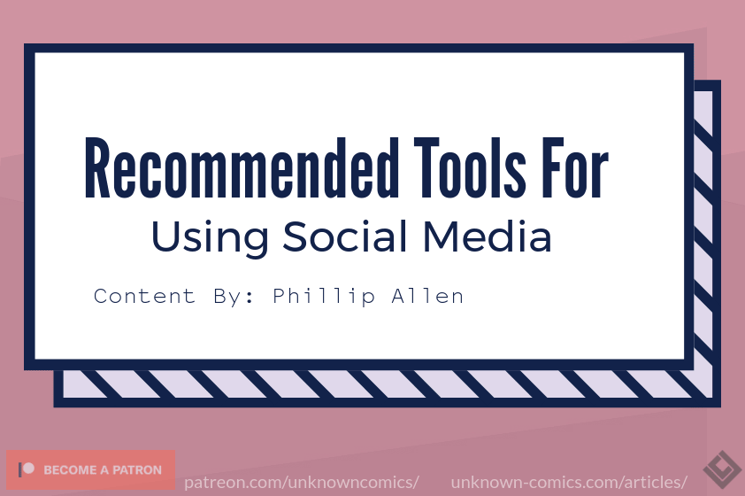 Recommended Tools For Using Social Media Article Poster